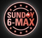Pokerturneringen Sunday 6-max hos PokerStars