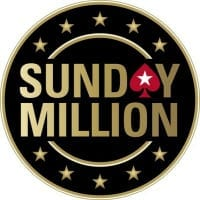 Sunday Million pokerturnering hos PokerStars