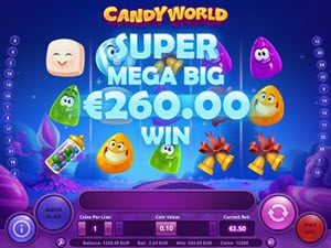 candyworld slot