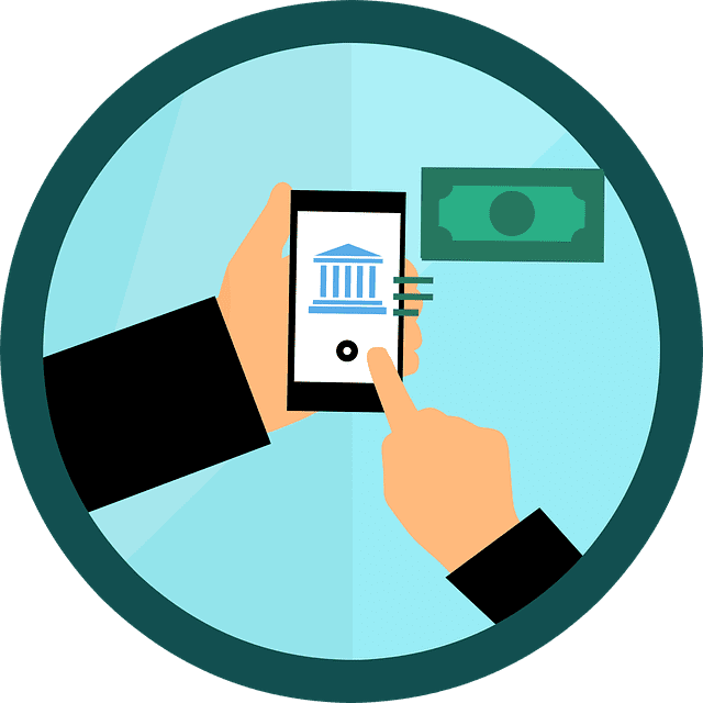 Make a deposit with card payment from your mobile device