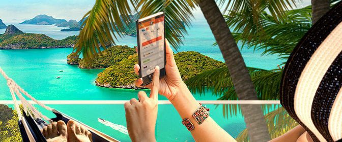 Take part of LeoVegas Summer Promotion and win a travel package for two!