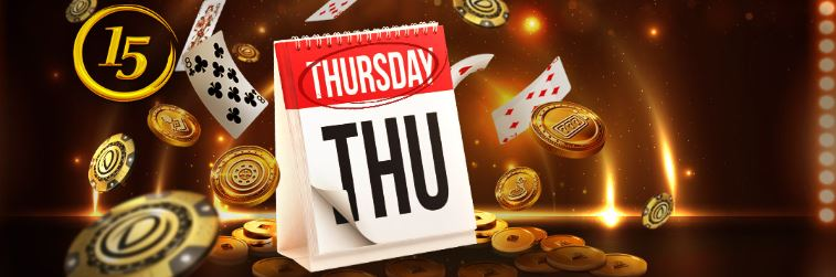 Weekly bonus every Thursday at Dafabet.com