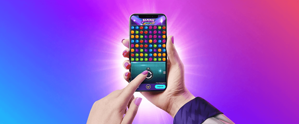 Wildz Casino offers mobile optimized table games and slots