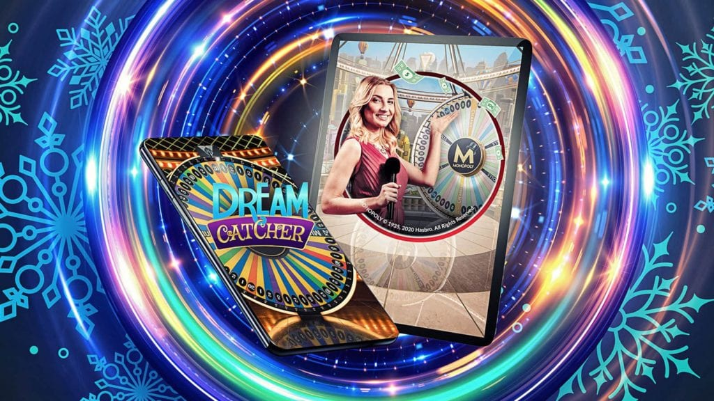 Dream Catcher promotion by Rizk