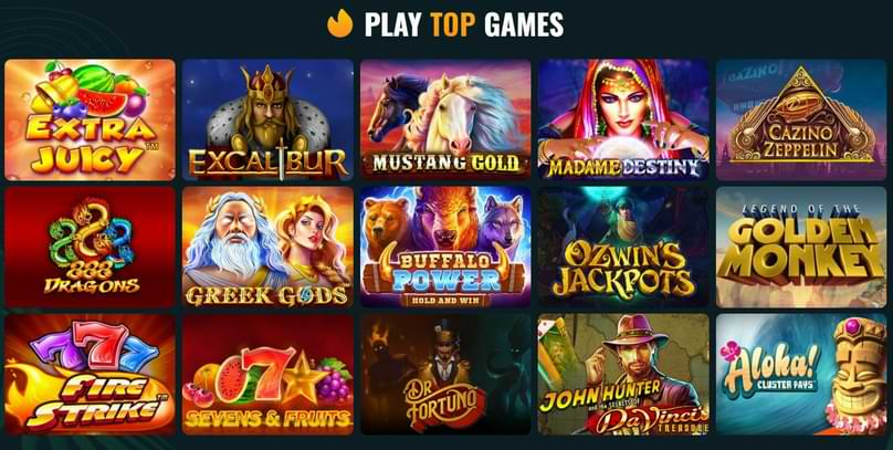 roku casino top game choice